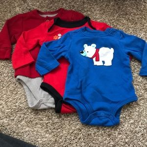 Other - Lone sleeve onesie lot